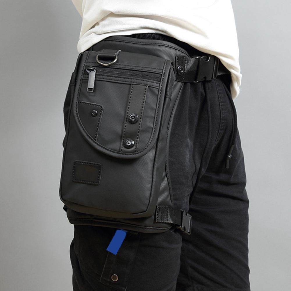 Fashion Men Light Outdoor Waterproof Waist Crossbody Shoulder Bag Fanny Back