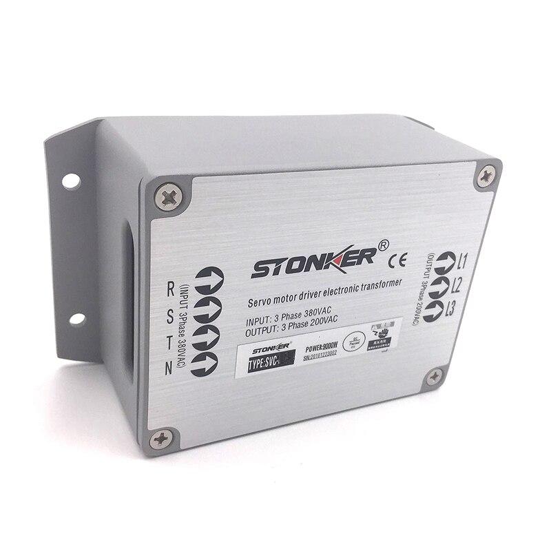 High Quality Electronic Power Transformer 1.5kw Servo Drive Power Supply Input 3 Phase 380V Output 3PH 220V SVC-015-A цены