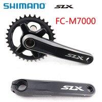 SHIMANO DEORE SLX FC M7000 Hollowtech II crankset bicysle crankset With BB MT800 M7000 1x11 Speed 32T 34T 170MM 175MM Bike Parts