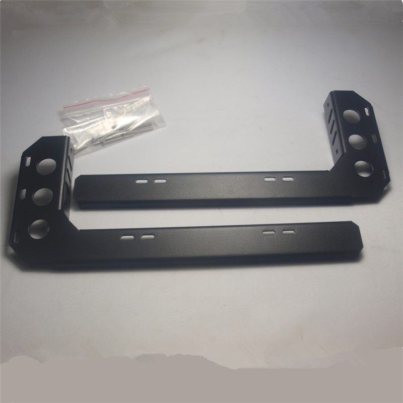 ФОТО New 3D printer Side edge fixed arm bracket Compatible with Makerbot aluminum alloy free shipping