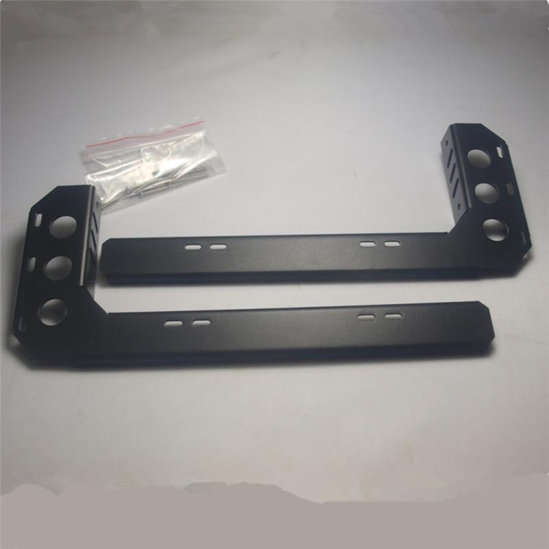 ახალი 3D პრინტერი გვერდითი ზღვარზე ფიქსირებული მკლავის ფრჩხილი თავსებადია Makerbot ლითონის უფასო გადაზიდვით