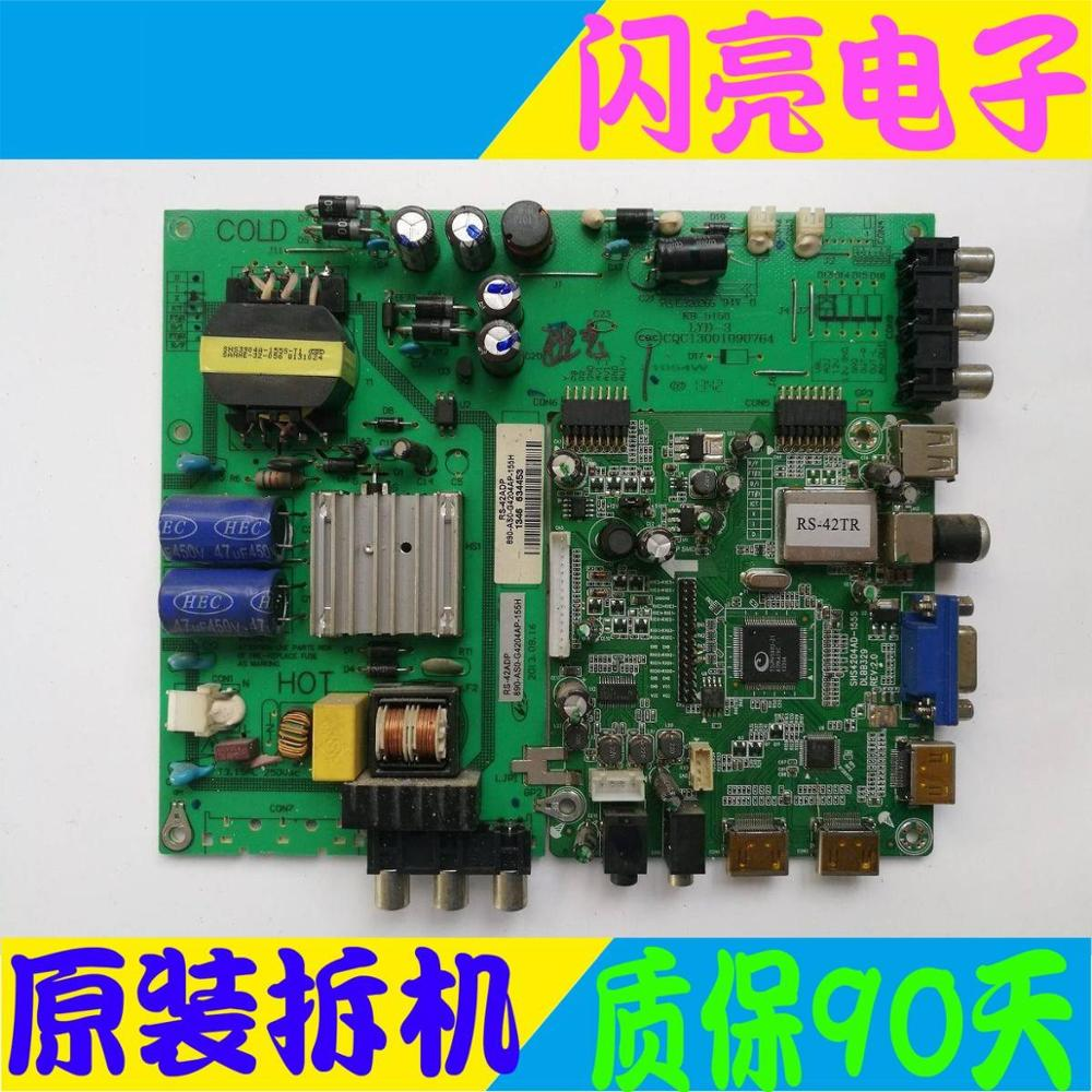 Circuits Capable Main Board Power Board Circuit Logic Board Constant Current Board Led 4260 Motherboard Shs4204ap-155s Screen Rs420led M The Latest Fashion