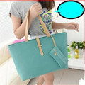 Fashion Woman's Messenger Bag PU Leather Change Purse Shoulder Messenger Bag Korean Handbag Shoulder Bag