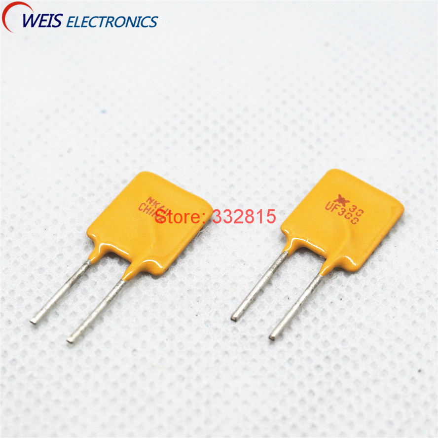 50pcs Pptc Ruef300 30v 3a Dip 2pin Resettable Fuse Uf300 Good To The Light Emitting Diode Using Snap Circuits Do It Yourself Quality Free Shipping