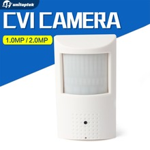 UNITOPTEK HD 2.0 Megapixel 1080P 1/2.9″ PIR Style HDCVI CVI Camera 1920*1080 3.7mm Lens For 2MP HD-CVI CVR DVR