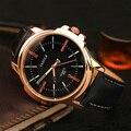 Yazole 2017 relógio de pulso dos homens top marca de luxo famoso relógio masculino relógio de quartzo hodinky wrristwatch quartzo-relógio relogio masculino