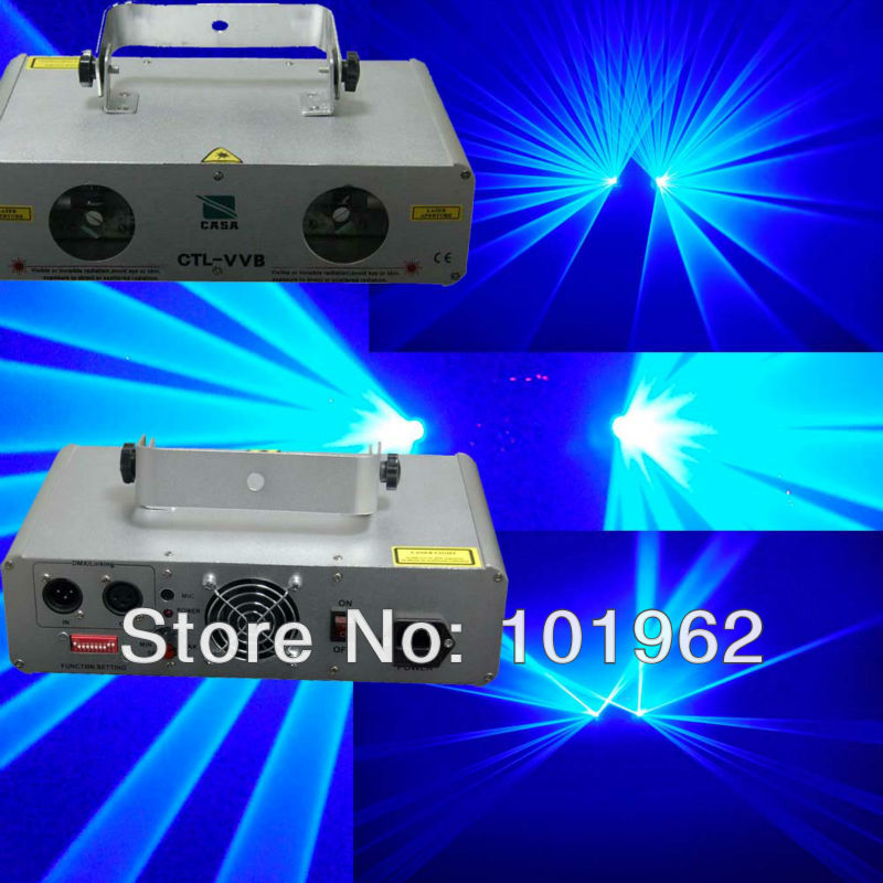stage lights 1500mW 450nm blue double laser projector for disco party show rg mini 3 lens 24 patterns led laser projector stage lighting effect 3w blue for dj disco party club laser