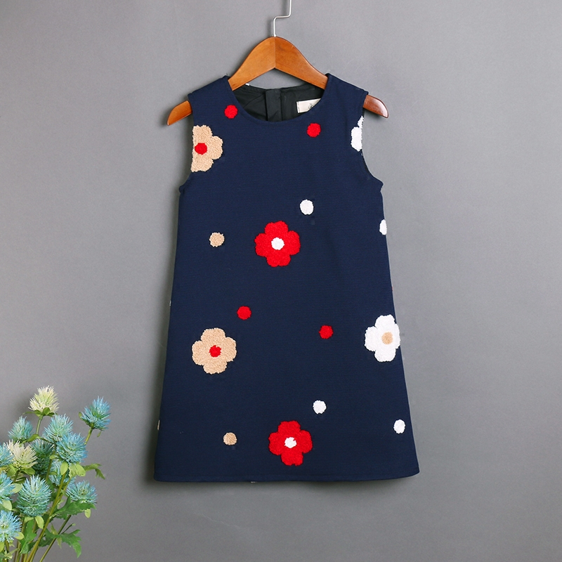 Autumn Brand Family look outfit mom baby infanntile girls Clothes kids flower sundress Mother Daughter party fashion vest Dress checcivan family mom daughter short t shirt 2017 autumn mother