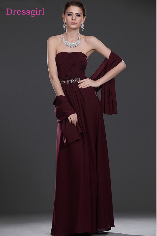 Purple 2019 Mother Of The Bride Dresses A-line Sweetheart Chiffon Pleated Beaded Long Elegant Groom Mother Dresses Wedding