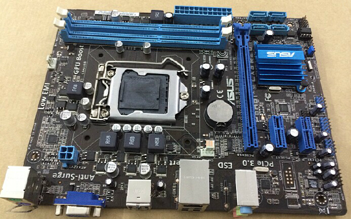 original motherboard ASUS P8H61-M LX3 R2 0 LGA1155 DDR3 16GB Intel H61  Desktop Motherboard