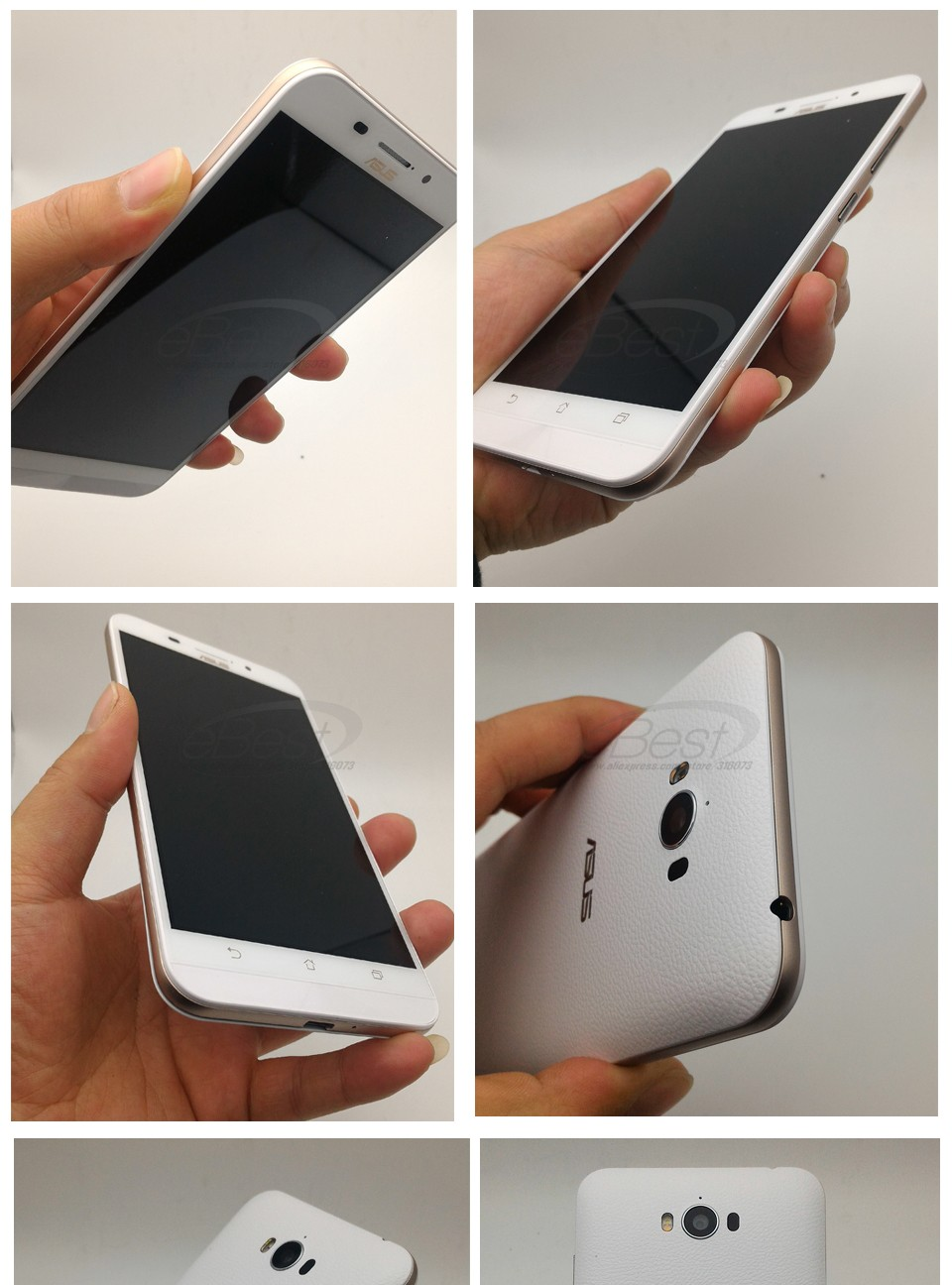 Original Asus Zenfone Max Mobile Phone 5000mah Battery 55 Inch 2 Laser Ze601kl Free Zenflash Basic Information Model