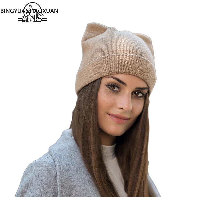 BINGYUANHAOXUAN Thicker Winter Hat for