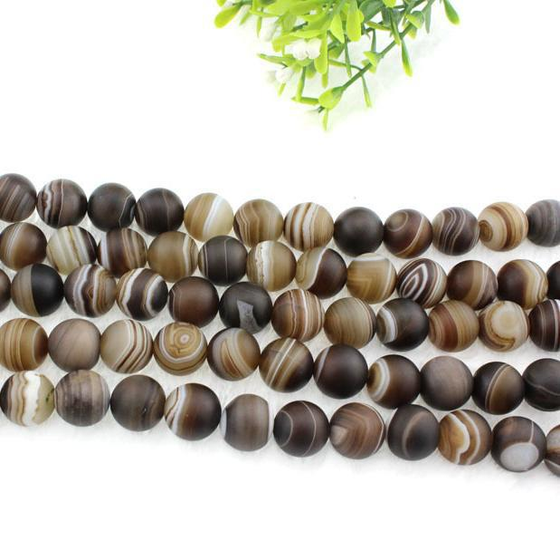 Bracelets Beads Round Beads Round Natural Stone Beads For Jewelry Diy Bracelet Beads