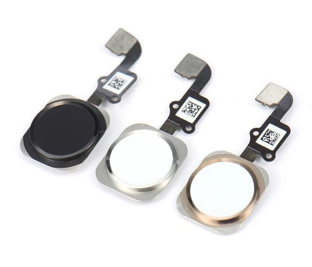 new style fde83 68845 US $42.0 |50pcs/lot, NEW Home Button with Flex Cable for iPhone 6 4.7
