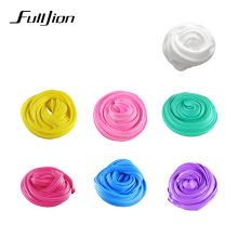 Fulljion Slime Toys Modeling Clay Polymer Fluffy Slime Fimo Plasticine No Borax Fun Entertainment Antistress Stress Relief Toys(China)
