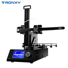 Tronxy X2 3D Printer diy Kit Full Metal Frame Large Printing Size 220*220*220mm with hot bed use ABS PLA Filament Fast assemble tronxy auto leveling 3d printer diy precision reprap 3d printing size 220 220 240mm cheap 3d printer kit 1 roll filament sd card