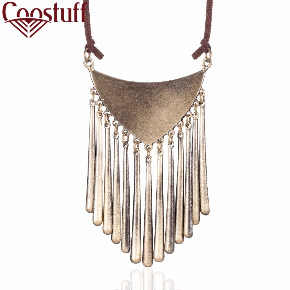 2017 woman jewelry statement necklaces &