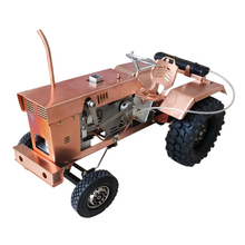 UTOYSLAND Butane Powered Tractor Shape Engine Model Test Kit Hot Sale the water pump for tractor with yto engine like tractor x 654 js 654 please check with us about engine model