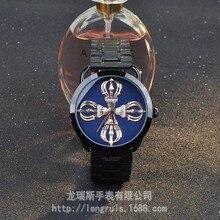 HK GUOU Группа Люкс Керамические Циферблат Женщины Моды Марка часы дамы случайные кварцевые часы Лайд часы Подарка известный наручные часы