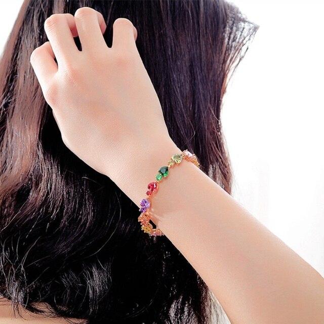 модные браслеты для женщин изящные ювелирные изделия милая женская фотография