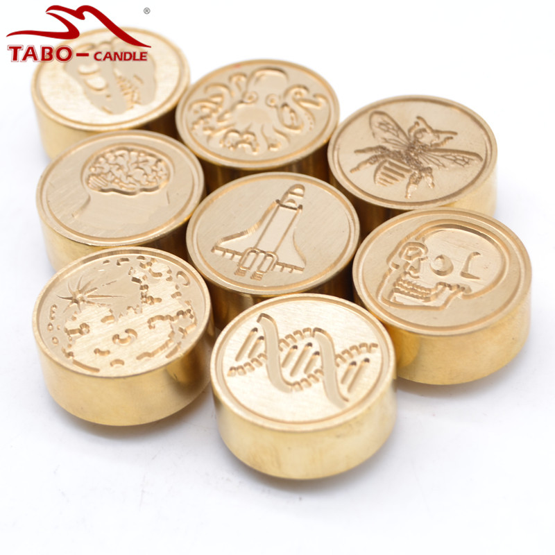 dna sealing wax stamp for special envelope letter decoration diy craft seal wax stamp with classic