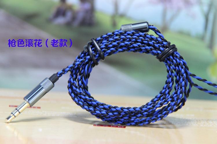 diy earphone wire occ wire 10pcs