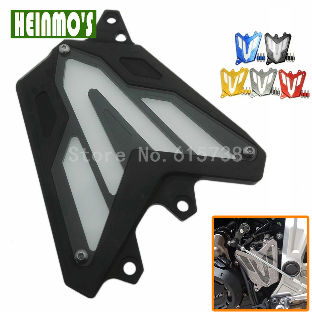 New Motorcycle CNC Aluminum MT07 FZ07 Accessories Front Sprocket Cover for Yamaha MT-07 2013-2016 FZ-07 2015-2016 Universal for yamaha mt 07 fz 07 mt07 fz07 2014 2016 motorcycle accessories cnc aluminum engine protector guard cover frame slider blue
