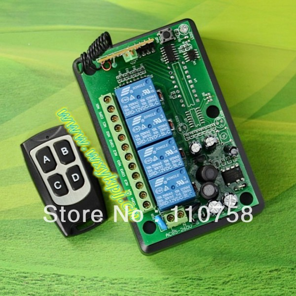 85v-250v 110v rf led dimmer switch remote control 315mhz 433mhz infrared remote control on off switch 315 433mhz 12v 2ch remote control light on off switch 3transmitter 1receiver momentary toggle latched with relay indicator