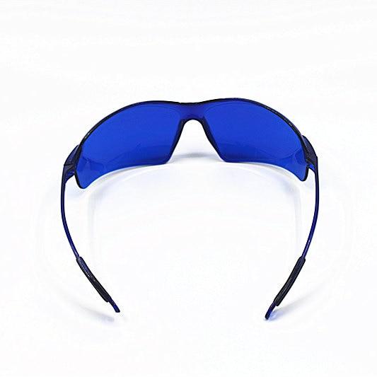 60 st säkerhetsglasögon IPL skönhetsskyddsglasögon röd Laser - Säkerhet och skydd - Foto 3