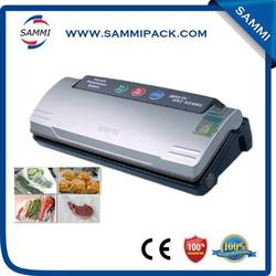 Home Food Vacuum Sealer, Seafood Packaging Machinery, Portable Vacuum Sealing Machine With CE Certificate
