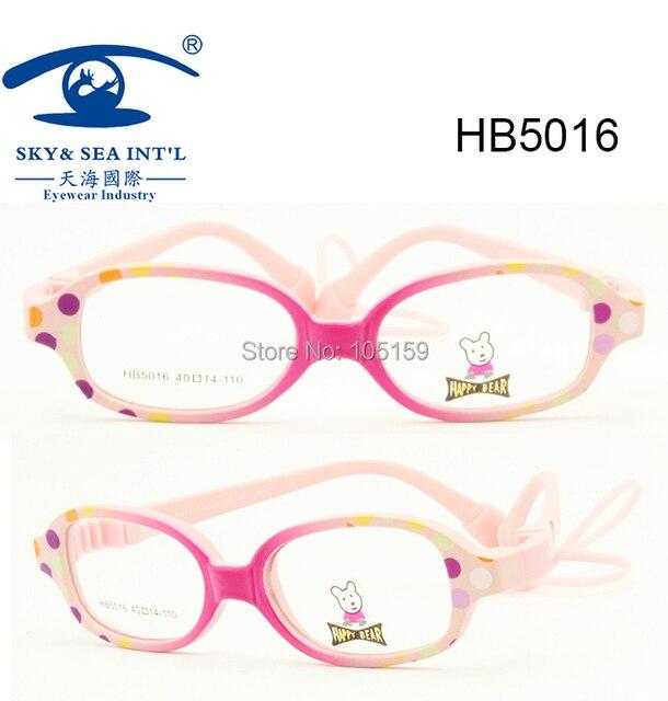 Дети очки аксессуары бренд италия дети очки резина рамка дизайнер оправы для очков ремень без винтов петля на объектив