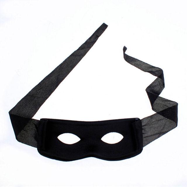 Red Black Party Mask Men