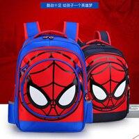 Boy Schoolbag Elementary Schoolchild Kindergarten Male 6 12 Years Old Light Weight Loss Child Backpack 1