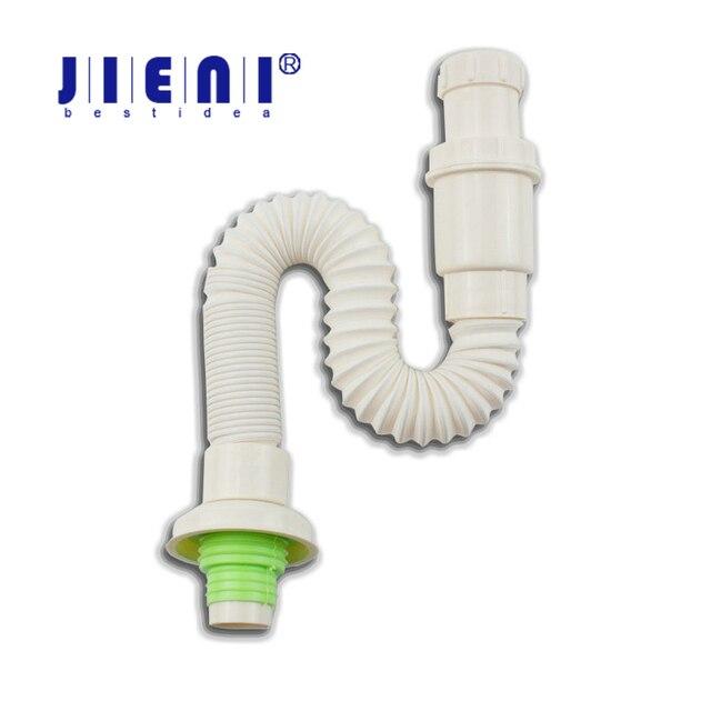 Qualità di plastica integrato tubo di scarico accessori Bagno Cucina ...