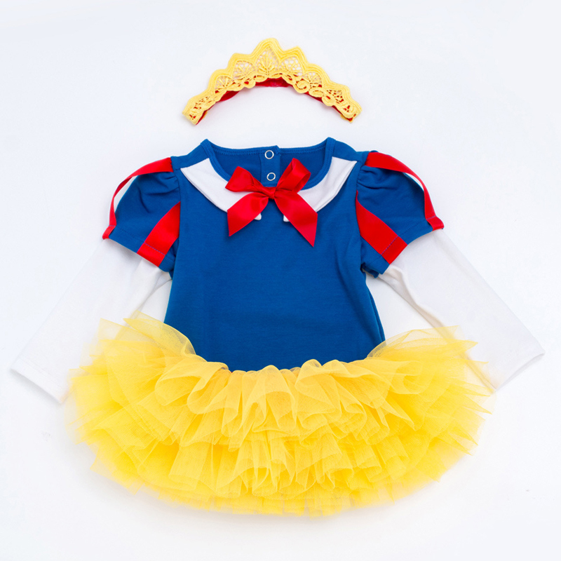 Toddler Superhero Costumes Infant Girls Romper Bebe Supergirl Costume Cosplay Superman Halloween Costume for Kids Party Dress