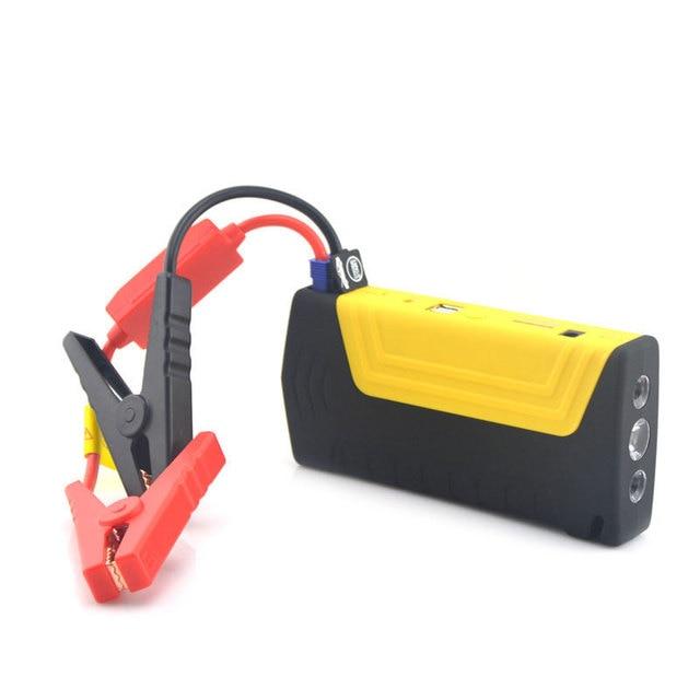 New car jump starter emergency power bank mini portable starter battery multi-functional jump starter EPS charger laptop LED SOS