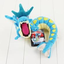 60cm Gyarados Plush Toy Blue Gyarados Dragon Soft Stuffed Doll