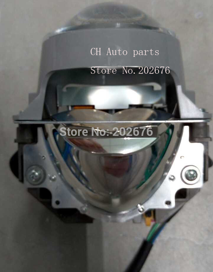 FREE SHIPPING, CHA KOITO BI LED PROJECTOR LENS, WITH EXCELLENT LOW BEAM AND HIGH BEAM