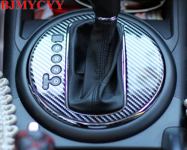 BJMYCYY Free Shipping Automobile Automatic Transmission Panel Team Sports Stickers For KIA SPORTAGE R 2012 2013