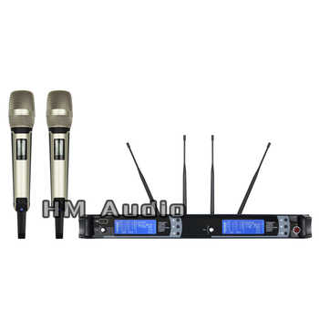 New High Quality Professional SKM9000 True Diversity Handheld Wireless Microphone professional lavalier clip microphone headset - DISCOUNT ITEM  0% OFF All Category
