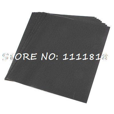 10 x anual Silicon Carbide Waterproof Abrasive Sandpaper Sheet 2000Cw постельное белье roman baby lucciole 3 предмета