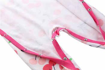 3/4/5/6Pcs/set Cotton baby rompers newborn girl clothes Long Sleeve Jumpsuit roupas infantis menino Overalls