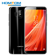 HOMTOM S7 Smartphone 5.5″ HD 18:9 1280*640 MTK6737 Quad Core 3G RAM 32G ROM 2900mAh Dual Back Camera 13MP 8MP FDD-LTE CellPhone