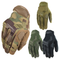Original Brand Wear M-Pact Tactical Gloves Airsoft Military Paintball Shooting Bicycle Outdoor US Armed Full Finger Gloves