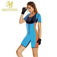 Neoprene Slimming Shorts Women Underwear Briefs Slimming Women S Suits Modeling Strap Shaper Waist Trainer Hot