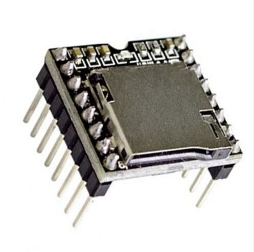 Tf U Disk Card Mini Mp3 Dfplayer Dfplay Attacked Player Audio Voice Module Board For Arduino
