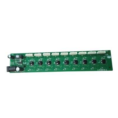 Generic for Epson  SureColor P600 Chip Decoder vilaxh for epson p600 chip resetter for epson surecolor sc p600 printer t7601 t7609 cartridge resetter