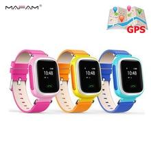 Q60 Смарт-часы GPS GSM GPRS Расположение Finder трекер дети SmartWatch для детей безопасной анти-потерянный удаленной Мониторы pk q50 Q80 Q90