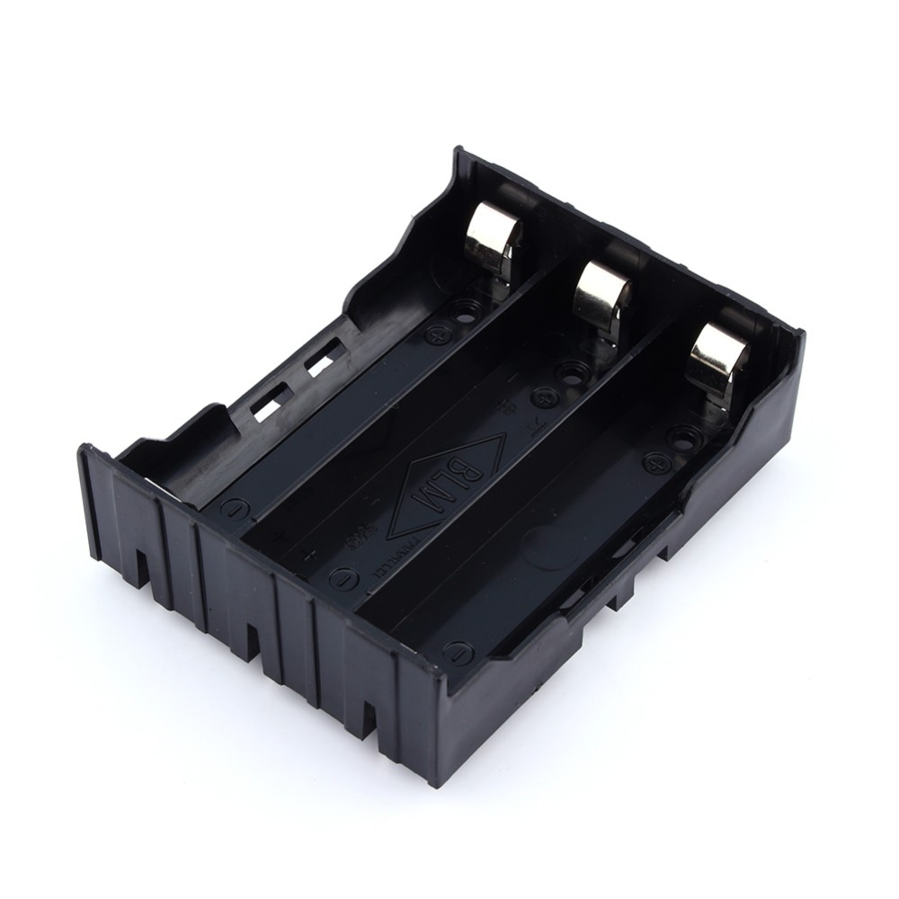 2pcs 18650 Battery Box Holder Case DIY Lithium Battery Box Battery Hol