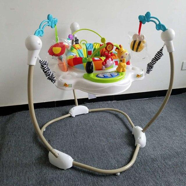 7cd98f18c Newborn Swing Baby Jumping Chair Children Indoor Fitness Rack Baby ...